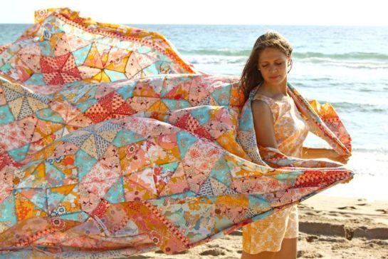 patricia_bravo_sandcastles_quilt_kit_sewing_pattern