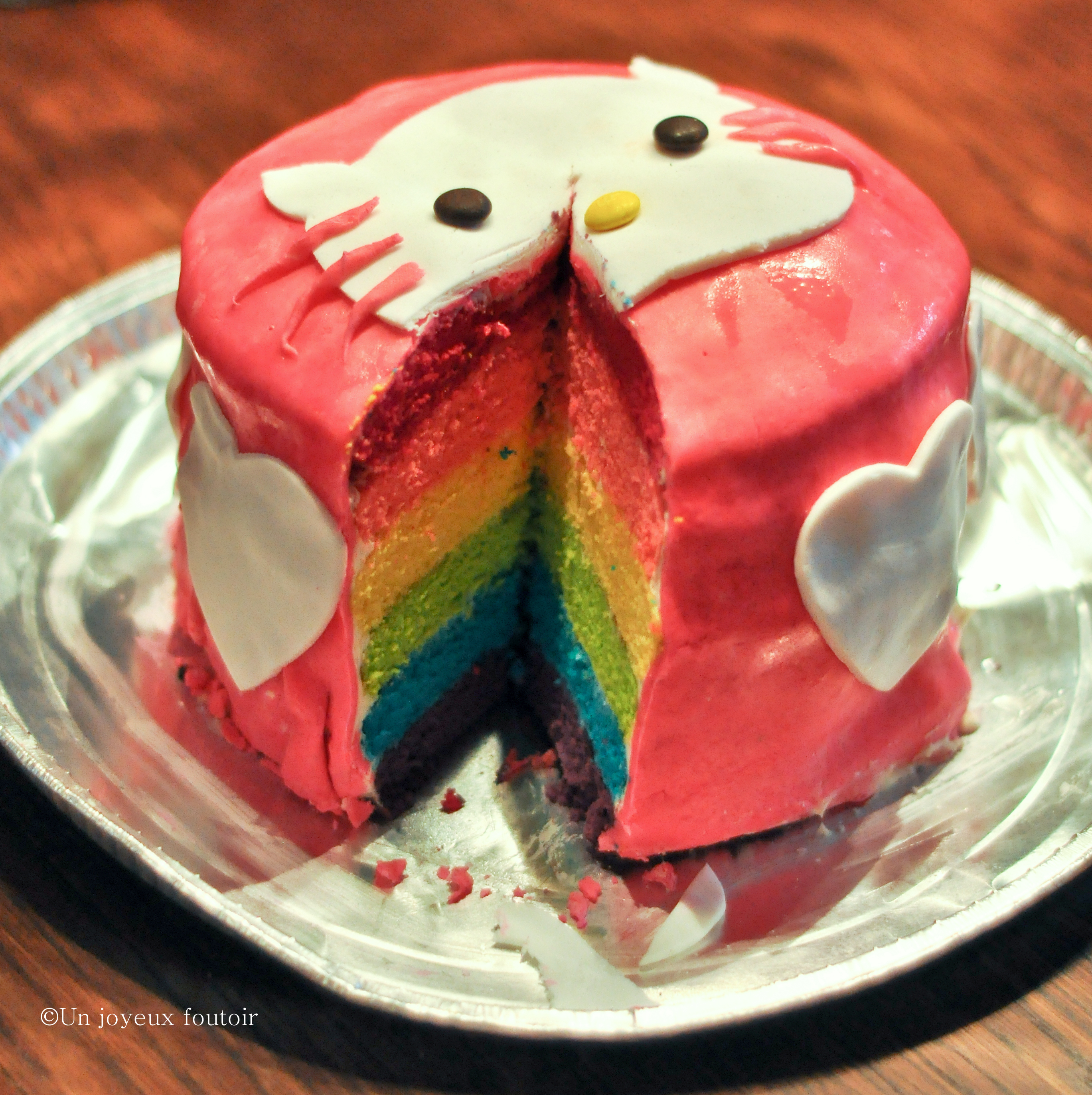 pin gateau arc en ciel cuit dans un pot rainbow cake i copie 2jpg cake on pinterest. Black Bedroom Furniture Sets. Home Design Ideas